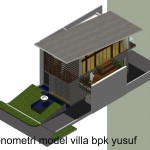 villa minimalis