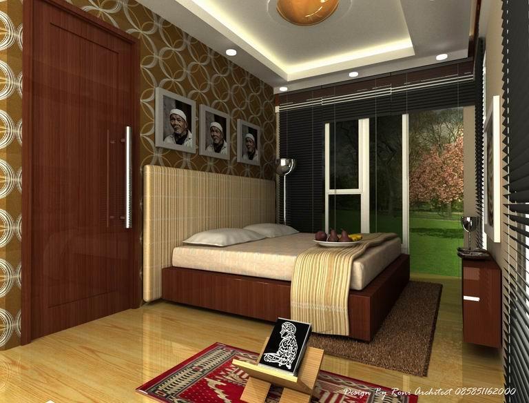 Design interior rumah for Design interior rumah villa