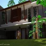 rumah minimalis hemat energi