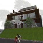 rumah modern tropis