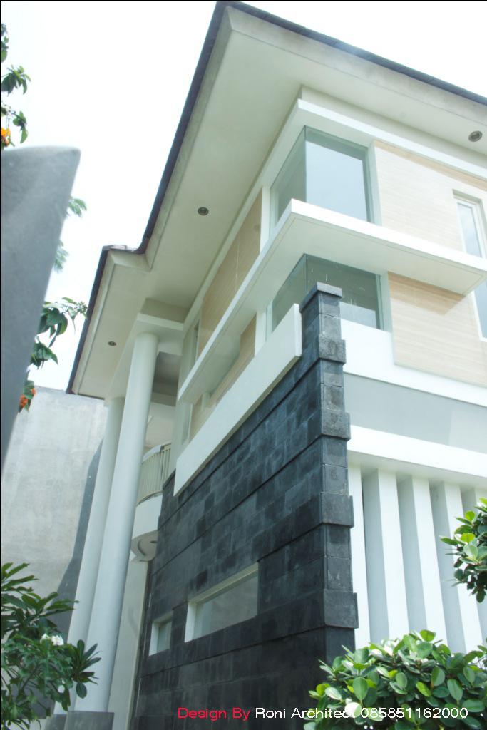 detail rumah pojok