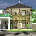 arsitektur rumah tropis modern