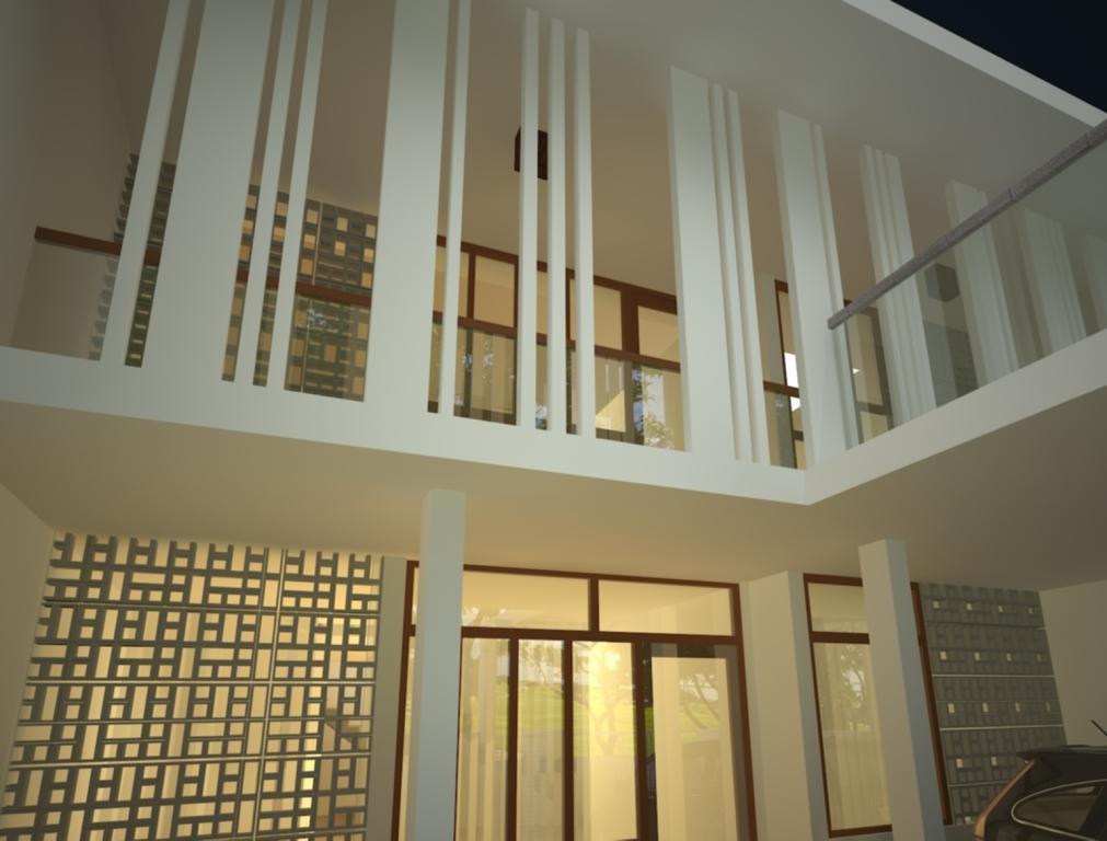 Arsitek Rumah Hemat Energi