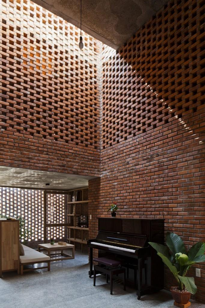 interior desain rumah bata