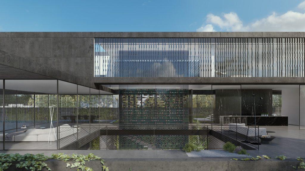 arsitek rumah semen