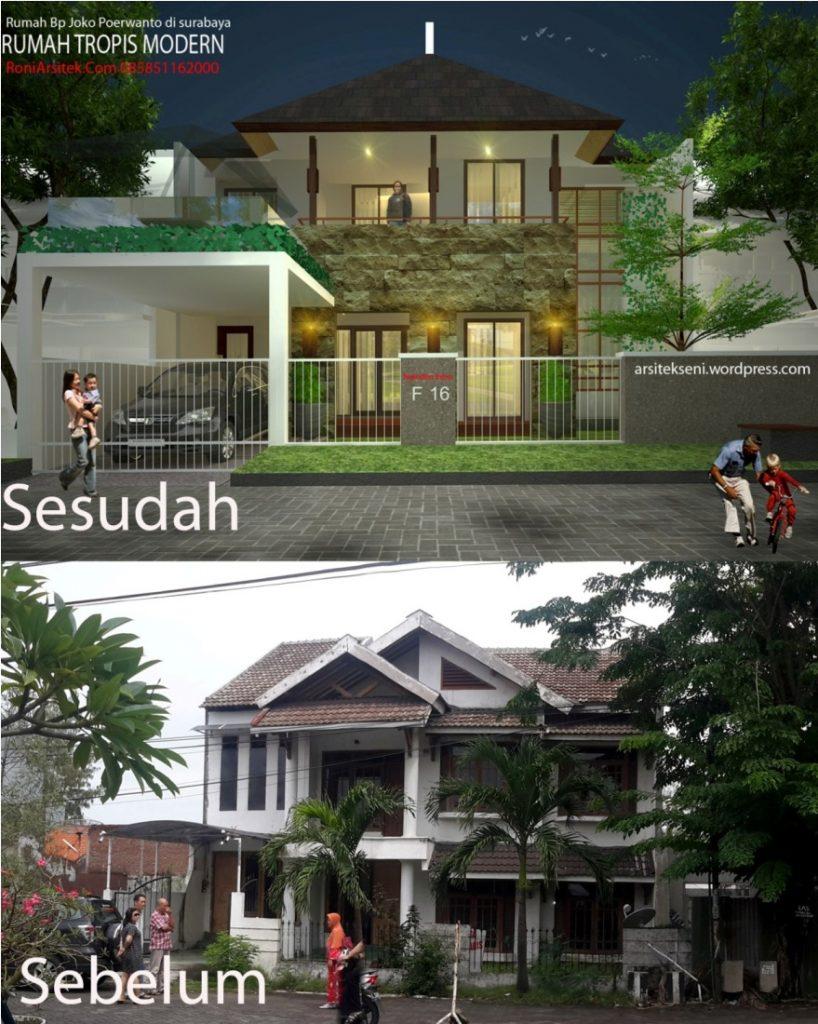 renovasi Rumah mewah