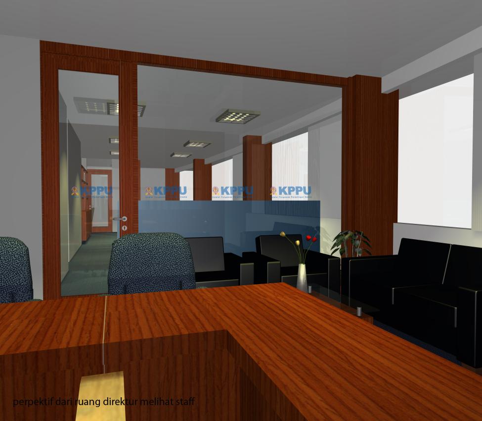 desain interior ruang direktur