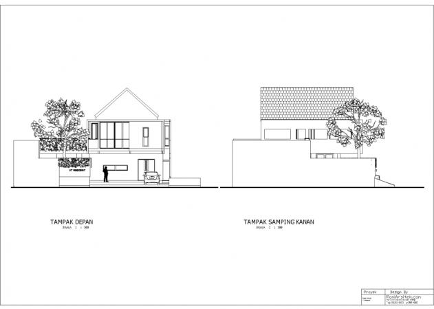jasa desain Rumah hemat energi listrik