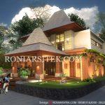 arsitek rumah tropis modern