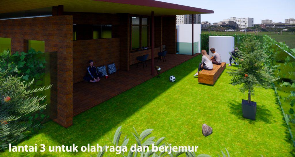 desain roof top