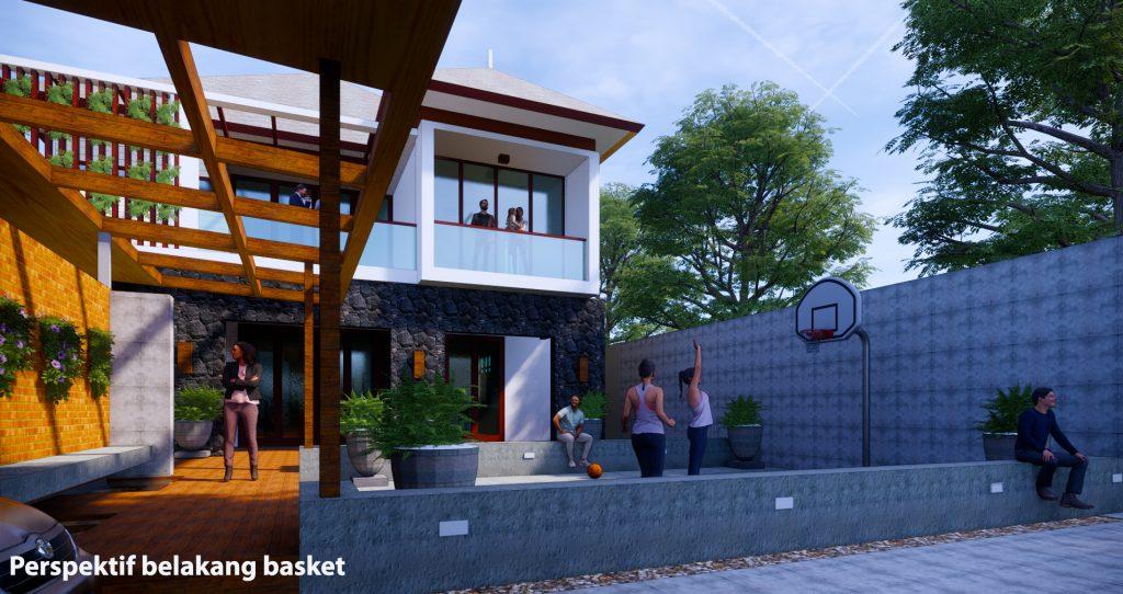 rumah tropis modern hemat energi